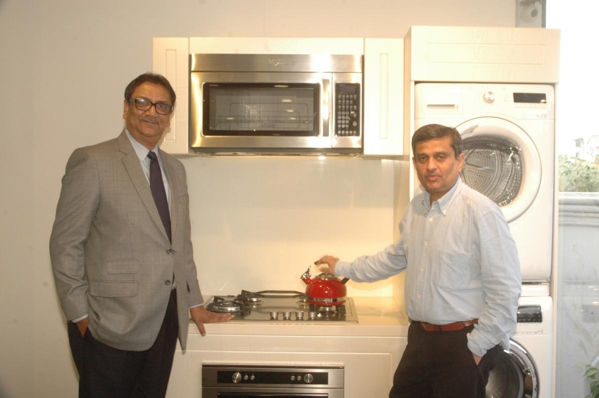 Whirlpool Of India Opens Whirlpool Haute Kitchen Its
