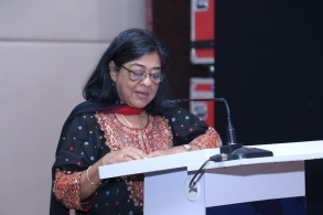 Mrs.Bindu Chopra, Director-International Relations , The Chopras