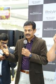 Mr. Vasanth Kumar, MD , Lifestyle