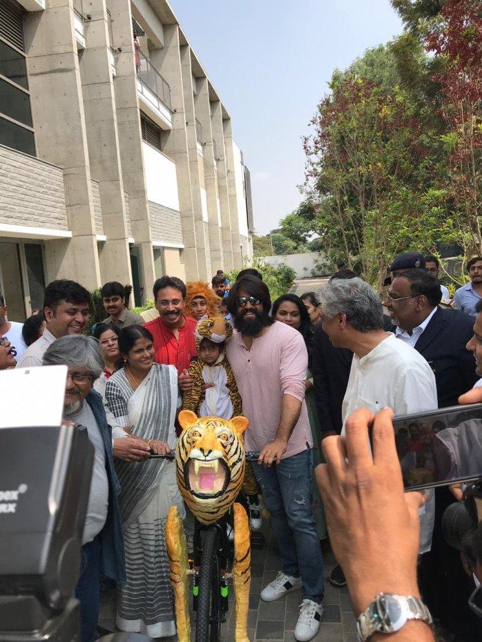 """Rotary Avani"""" Environmental Festival in Bengaluru 22 April 19"""